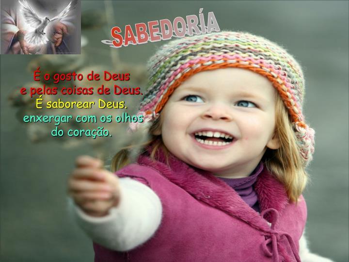 SABEDORÍA