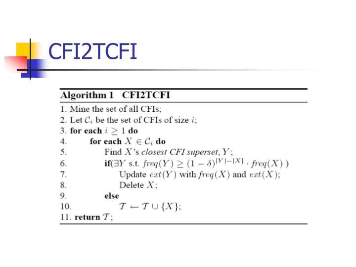 CFI2TCFI