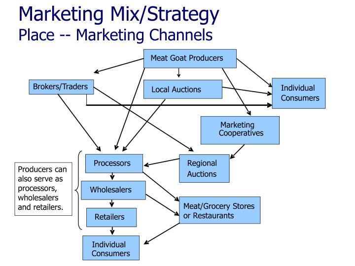 Marketing Mix/Strategy