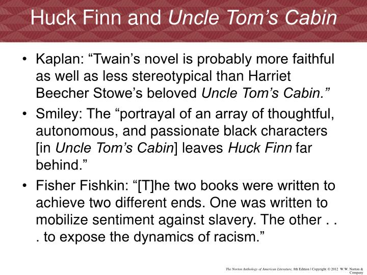 the issues of racism in the adventures of huckleberry finn Adventures of huckleberry finn is a novel by mark twain, first published in 1884 the text mainly deals with huckleberry finn and jim's river.