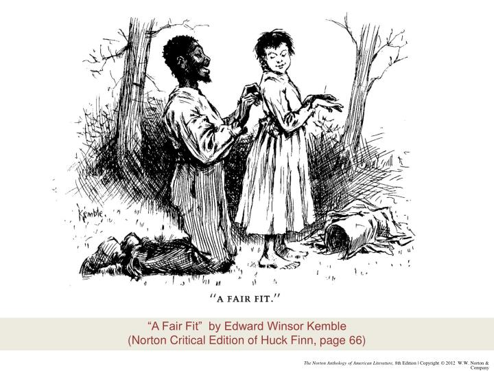 huckleberry finn ending controversy Adventures of huckleberry finn: adventures of huckleberry finn is a novel by  this realism was the source of controversy that developed concerning the book in the.