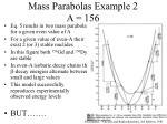 mass parabolas example 2 a 156