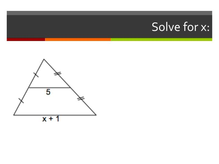 Solve for x1