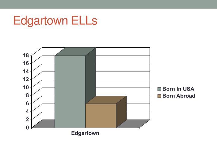 Edgartown ELLs