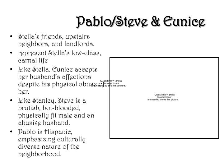 Pablo/Steve & Eunice