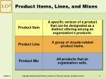 product items lines and mixes1