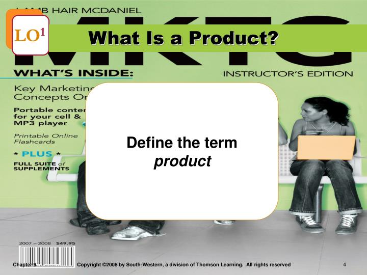 What Is a Product?