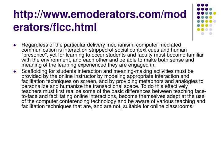 http://www.emoderators.com/moderators/flcc.html