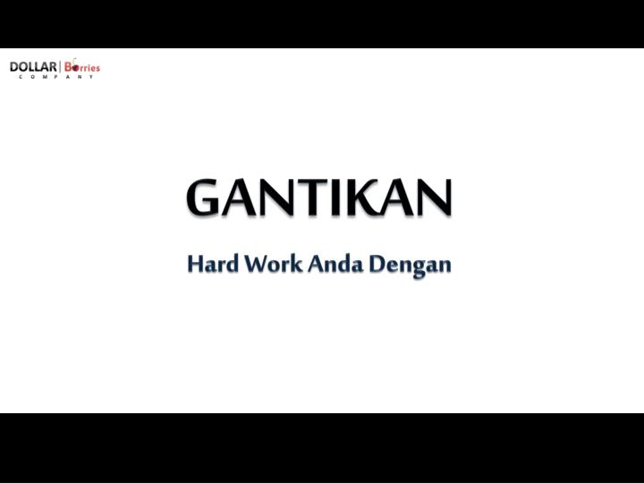 GANTIKAN