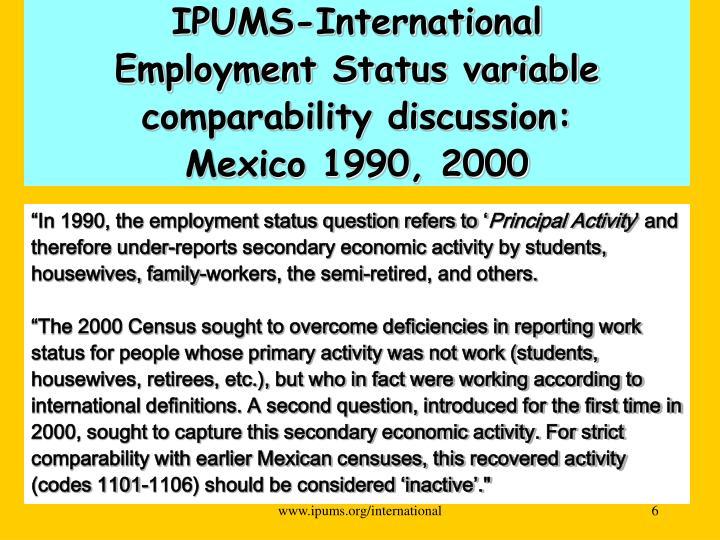 IPUMS-International