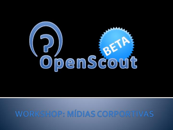 Workshop m dias corportivas