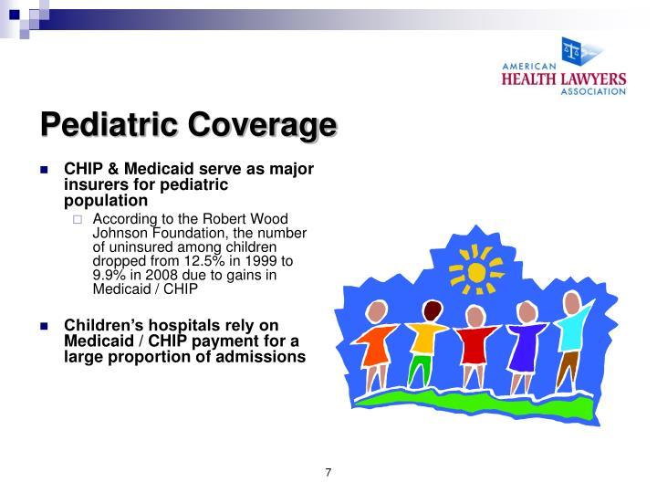 Pediatric Coverage