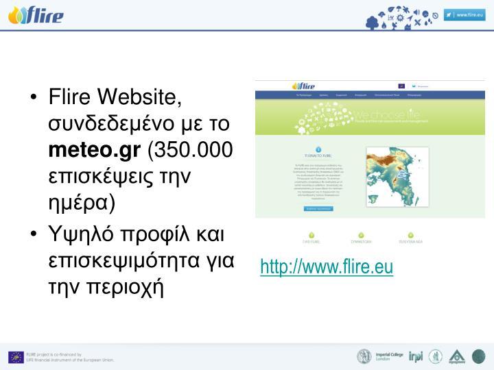 Flire Website,