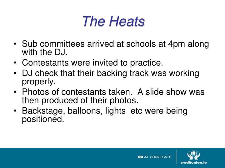 The Heats