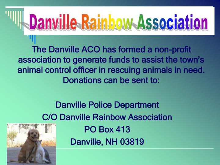 Danville Rainbow Association