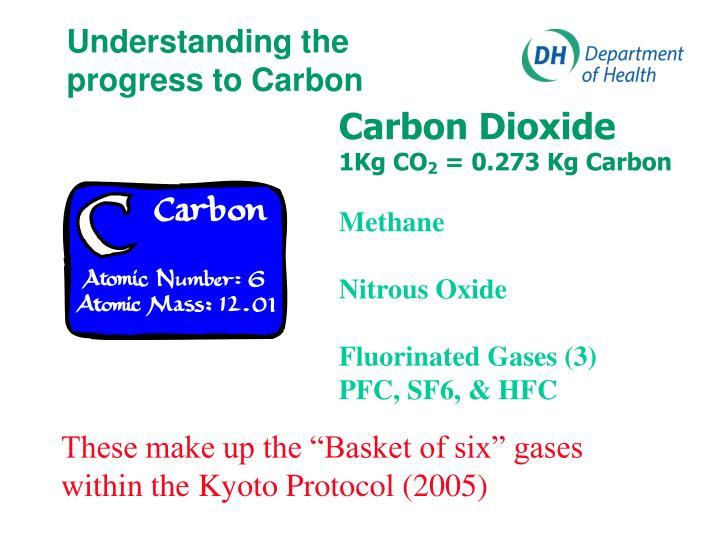 Understanding the progress to Carbon
