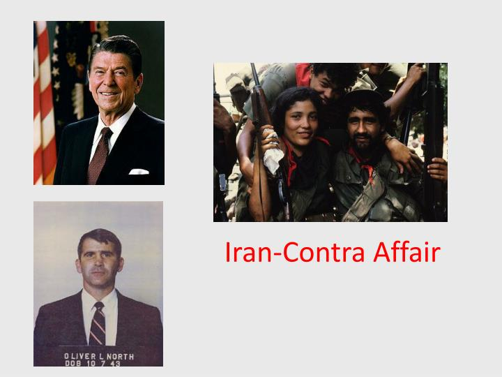 a critical view on the iran contra affair 2015-1-15  10 reprehensible crimes of ronald reagan  the grand irony of the iran-contra  the reagan administration was guilty of crimes like the iran-contra affair,.