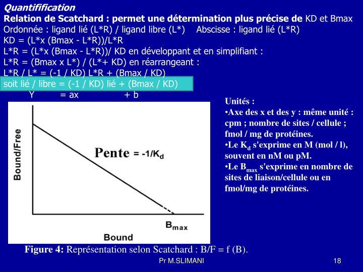 Quantifification