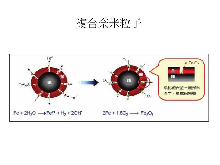 複合奈米粒子