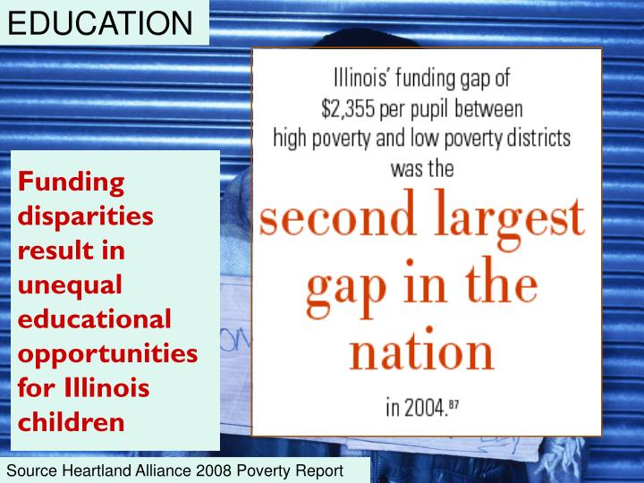 education gap Study after study has shown a yawning educational achievement gap between the poorest and wealthiest children in america but what does this gap costs in terms of lost economic growth and tax revenue that's what researchers at the washington center for equitable growth set out to discover in a.