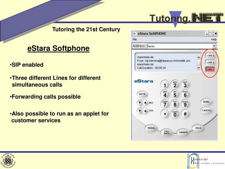 eStara Softphone