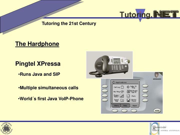 The Hardphone