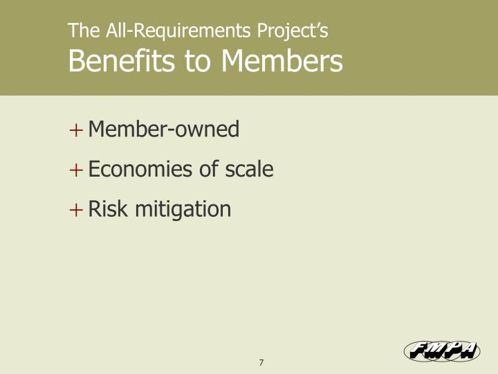 The All-Requirements Project's