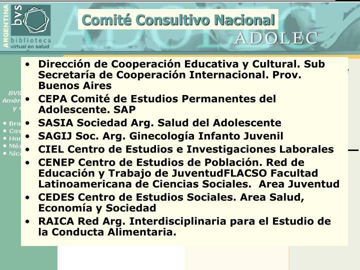 Comité Consultivo Nacional