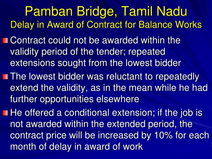 Pamban Bridge, Tamil Nadu