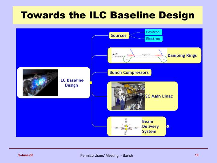 Towards the ILC Baseline Design