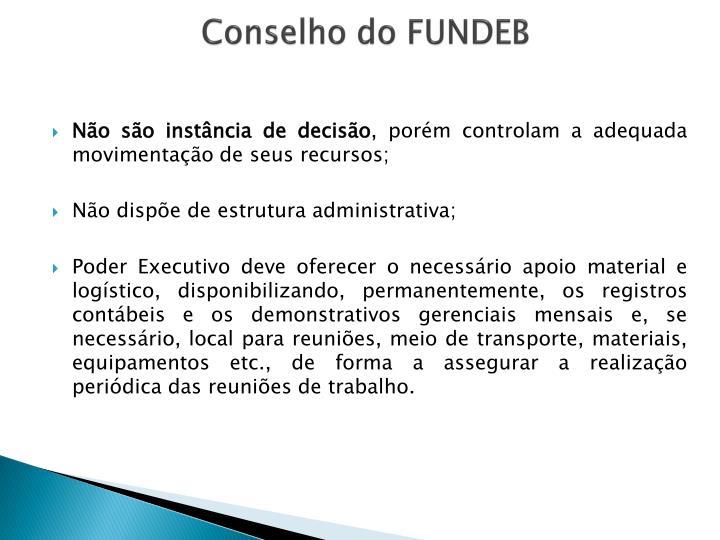 Conselho do FUNDEB