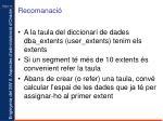 recomanaci