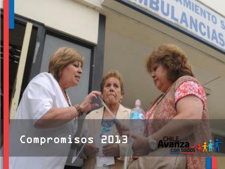 Compromisos 2013