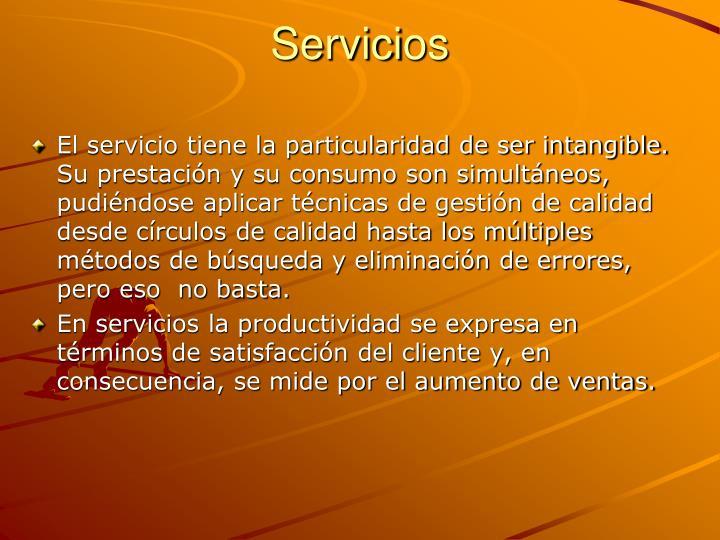 Servici