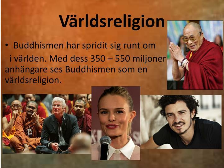 Världsreligion