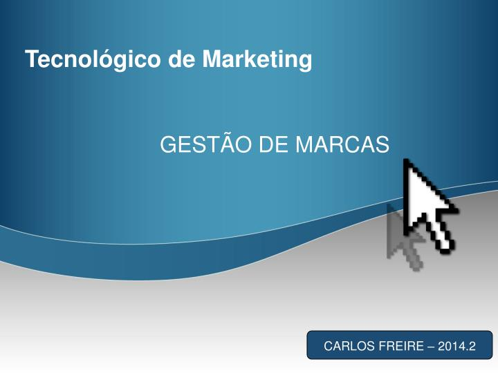 Tecnológico de Marketing