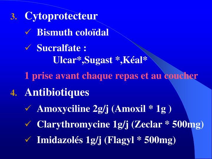 Cytoprotecteur