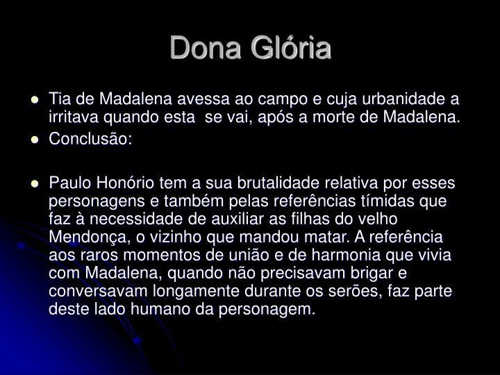 Dona Glria