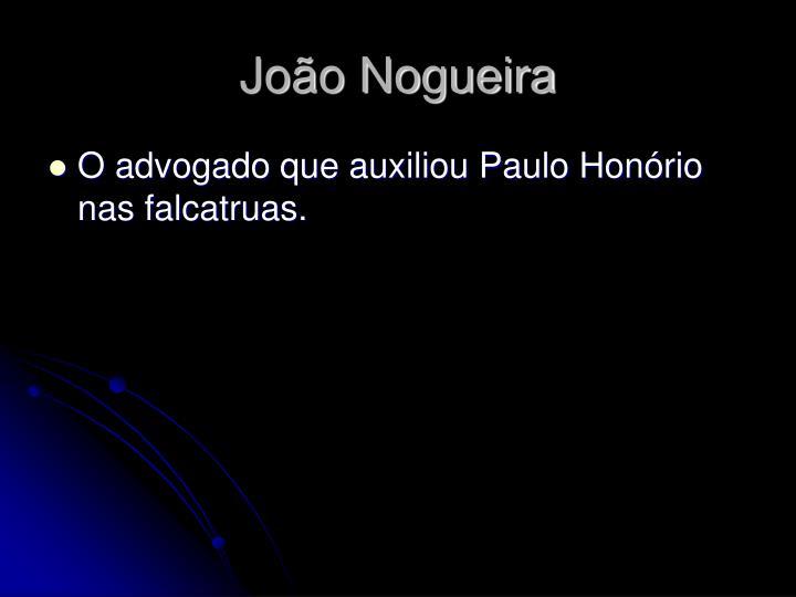 Joo Nogueira