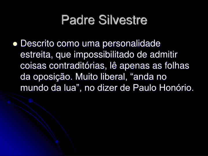 Padre Silvestre