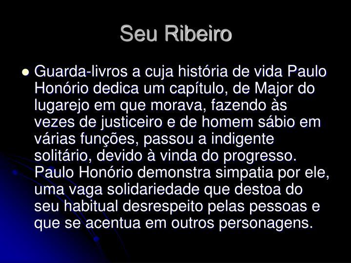 Seu Ribeiro