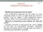ms excel concepte de baz 15