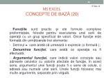 ms excel concepte de baz 20
