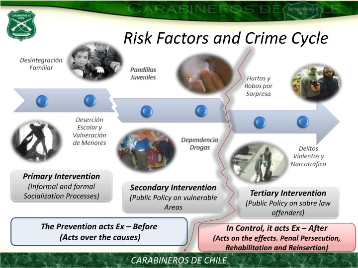 Risk Factors and Crime Cycle