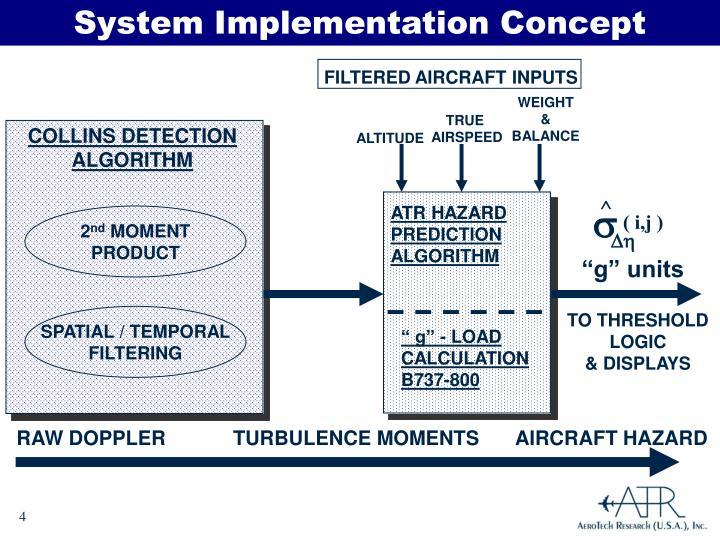 System Implementation Concept
