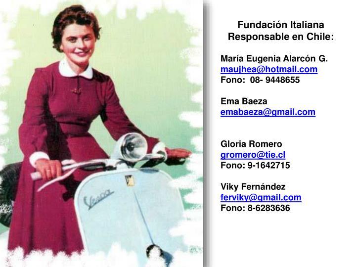 Fundación Italiana