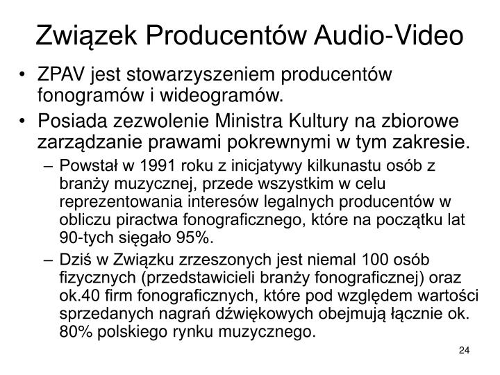 Związek Producentów Audio-Video