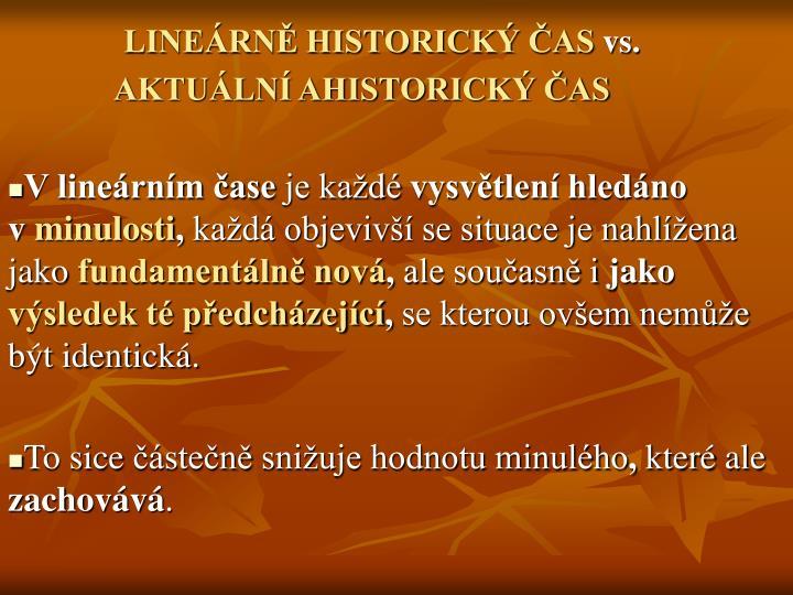 LINERN HISTORICK AS