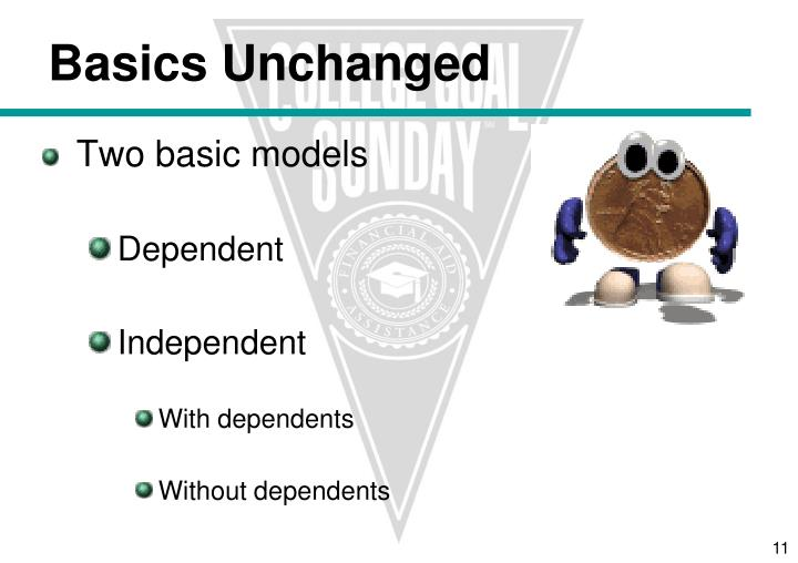 Two basic models