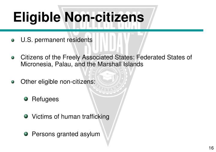 U.S. permanent residents